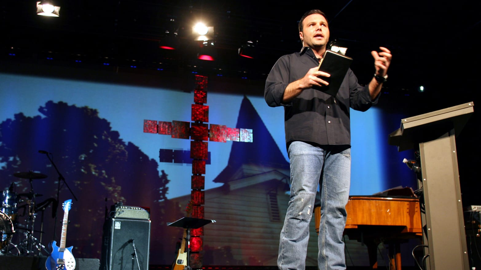 Another Mega Church Implodes