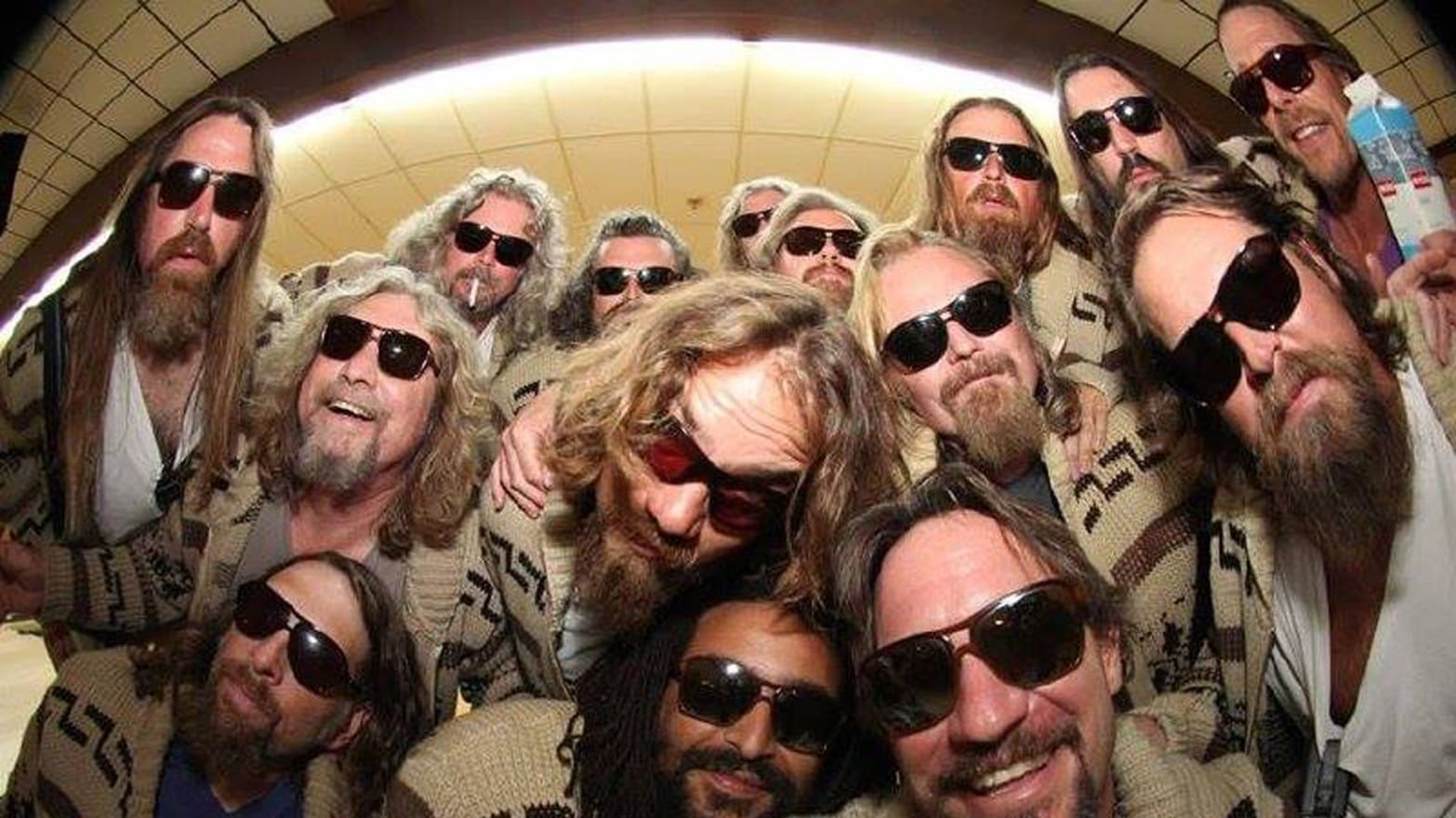 f89a9f145d Dudes and Maudes Abide at New York City Lebowski Fest