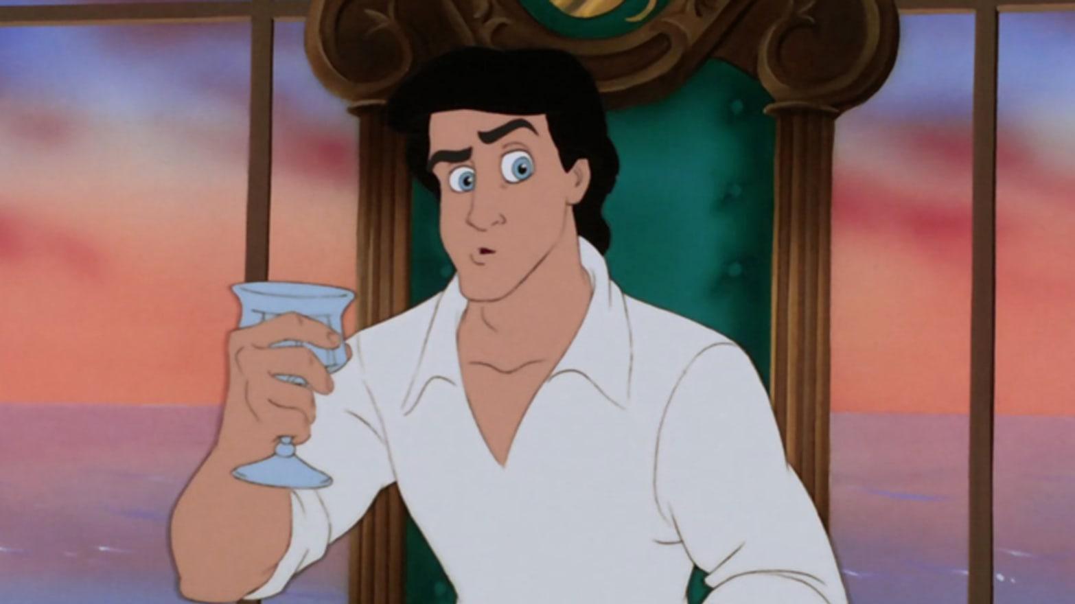 Full Frontal Disney: Feminism's Nudity Double Standard