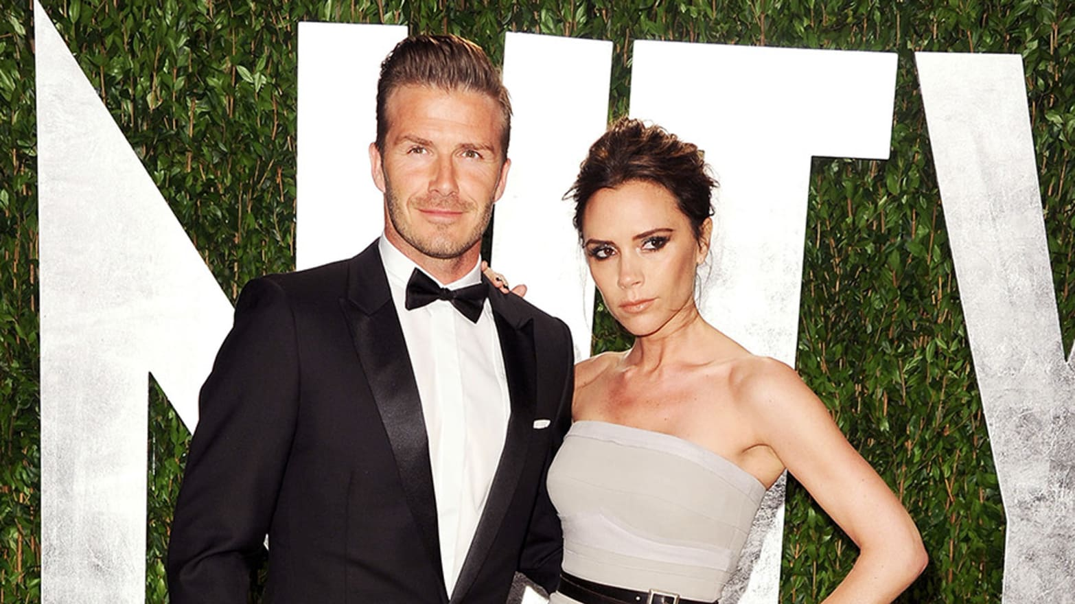 Victoria And David Beckham Celebrate Their 15th Wedding