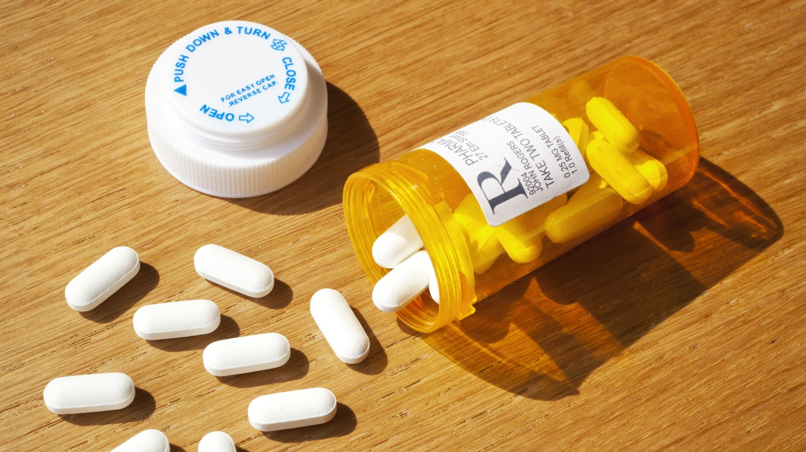 Painkiller Overdoses Kill More Than One American Every Hour