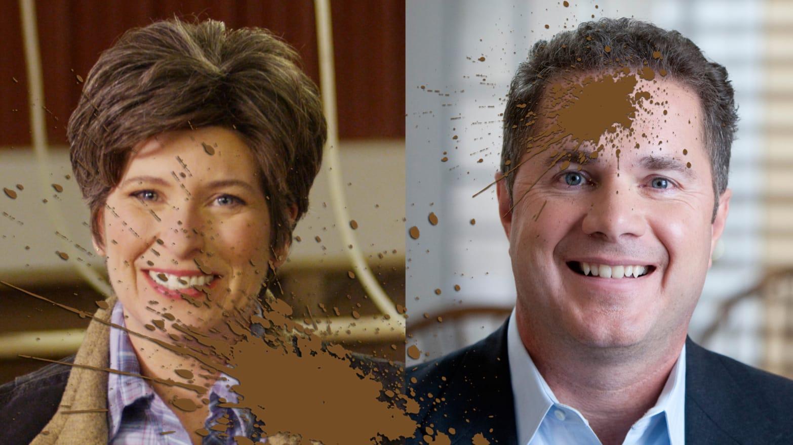 The Bruce Braley Joni Ernst Race Is Iowa S Ugliest Senate Campaign Ever