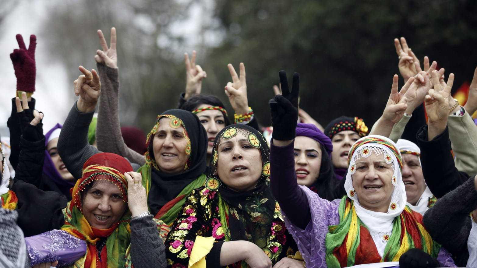 Turkey's Rampant Domestic Violence Problem