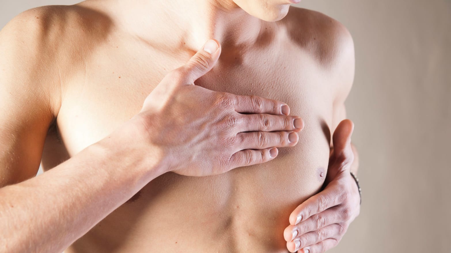 Why Male Breast Cancer Is Back In The Limelight
