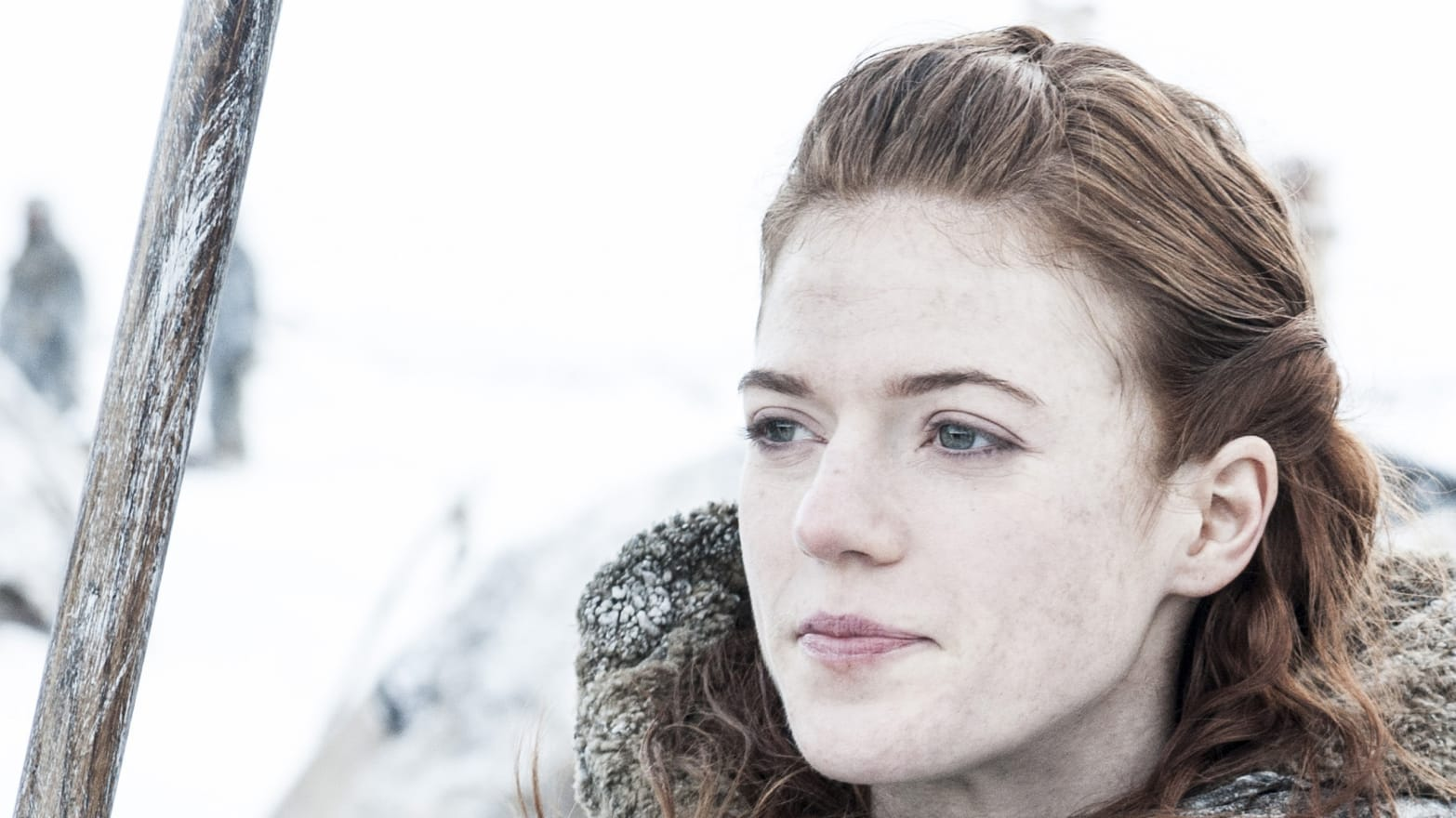 Game Of Thrones Rose Leslie On Ygritte And Jon Snow S Reunion At The Battle Of Castle Black
