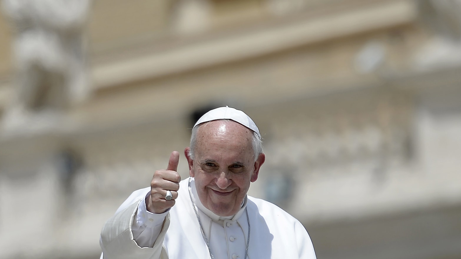 Pope on gay marriage