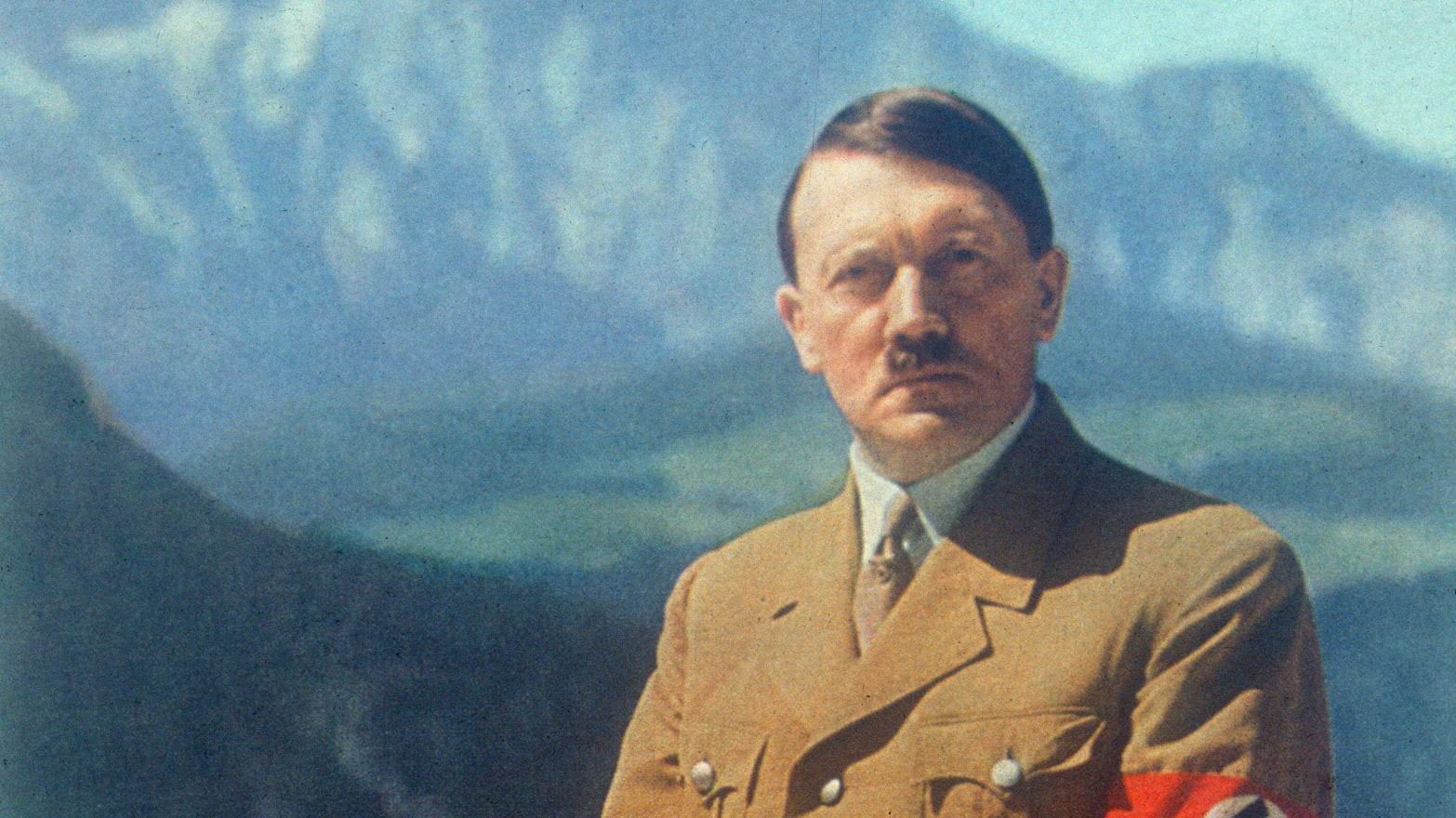 Adolf Hitler: Secret Billionaire