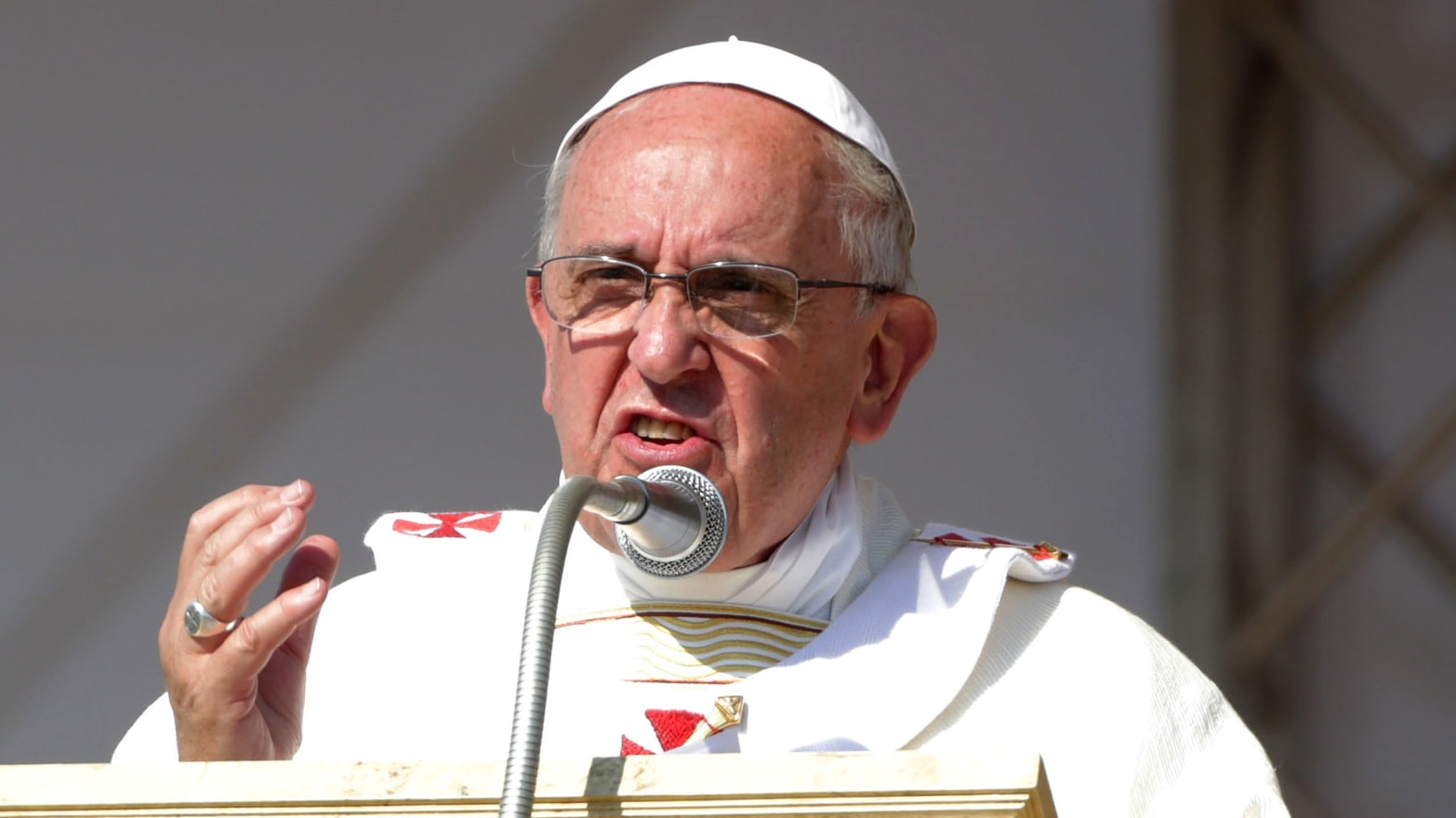 Pope Francis May Be Risking His Life by Taking on the Mafia