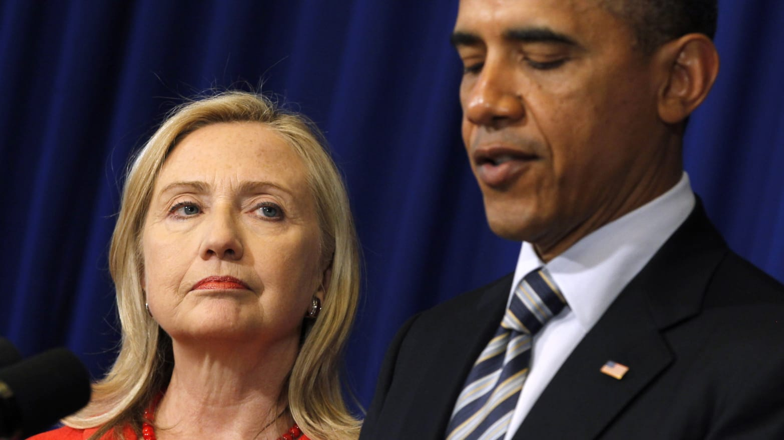 Hillary Clinton Pushed Obama to Keep Troops in Iraq