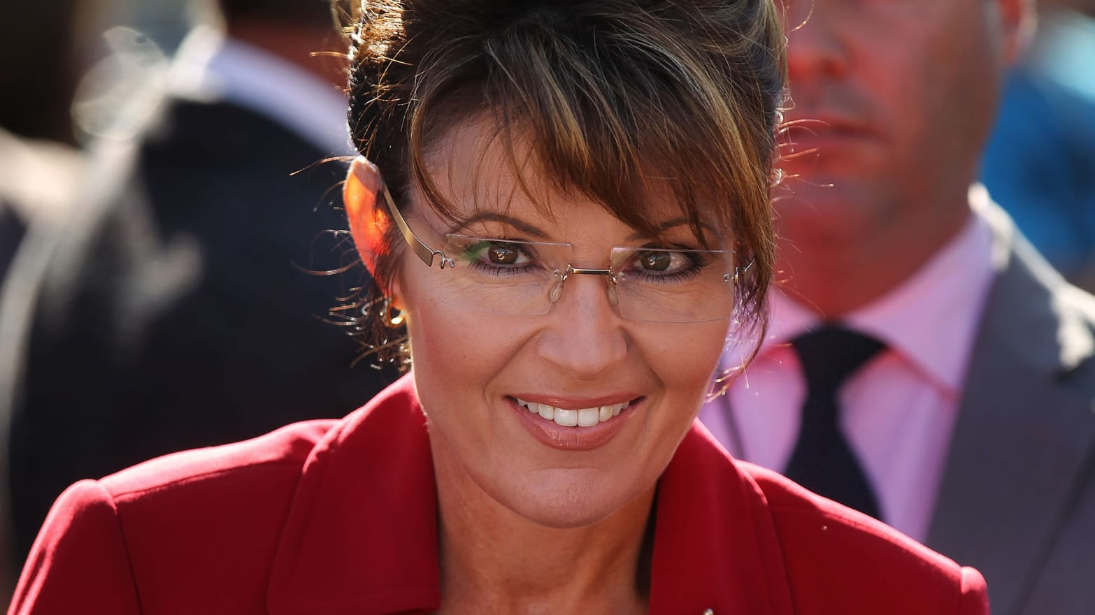 Sarah Palin Tries To Sway Garden State Republicans In A Primary