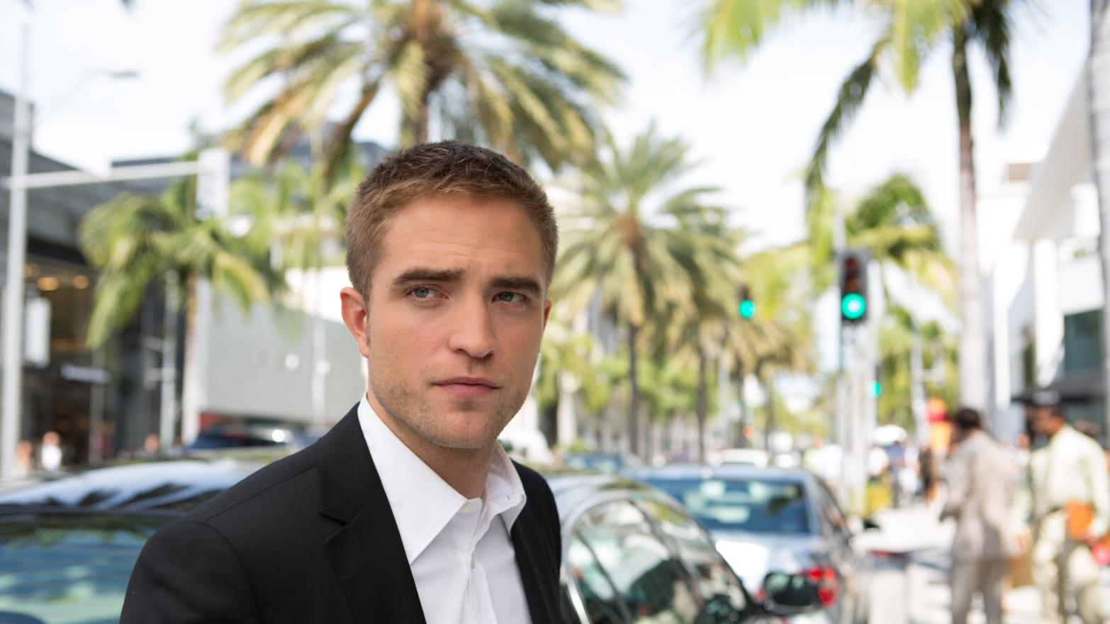 Robert Pattinson's Kinky Cannes Turn in David Cronenberg's 'Maps to on