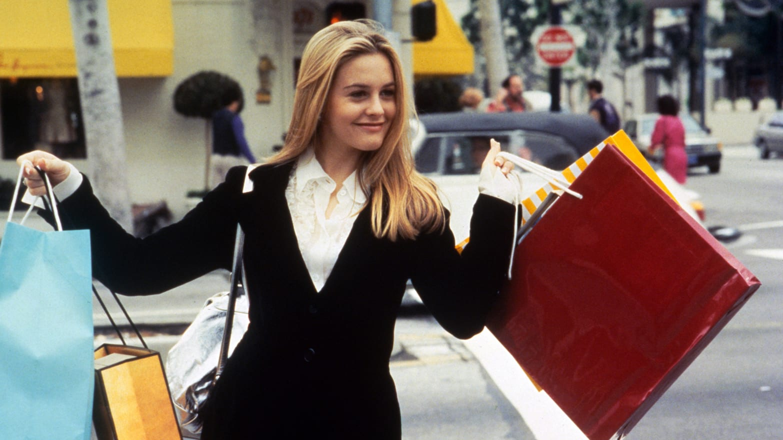 From 'Clueless' to Clueless: Alicia Silverstone's 'The Kind
