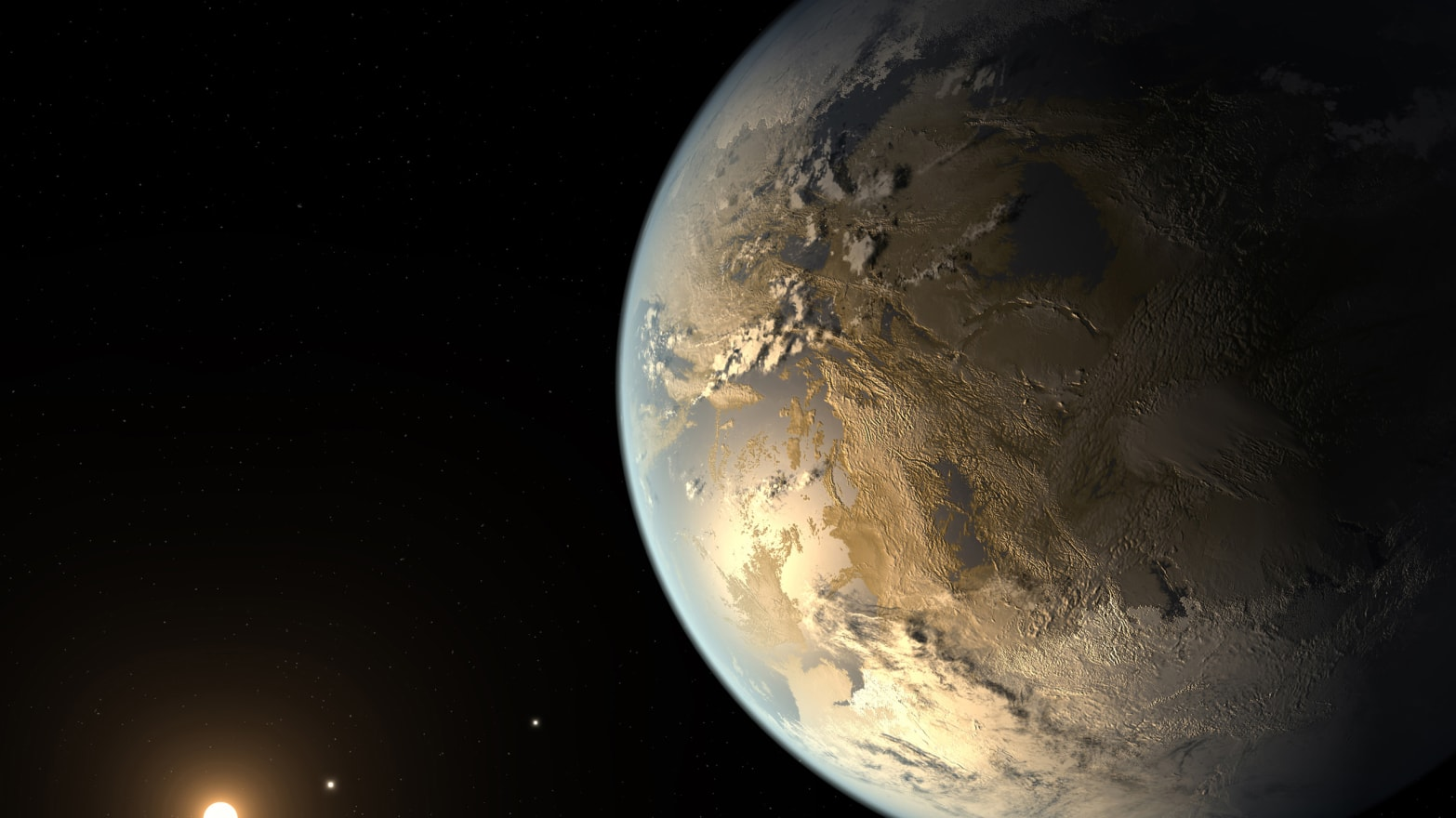 """What Does the Discovery of """"Another Earth"""" Mean for Us?"""