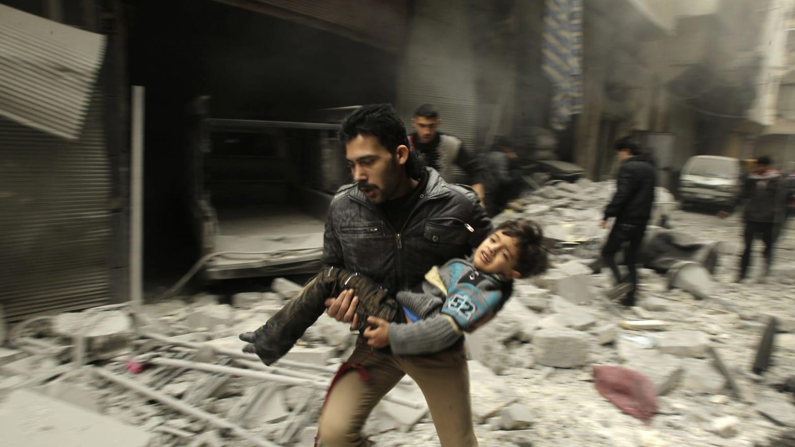 Syria cannot afford a lost generation   Public Radio