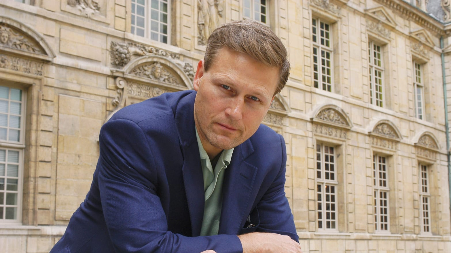 How I Write: David Baldacci