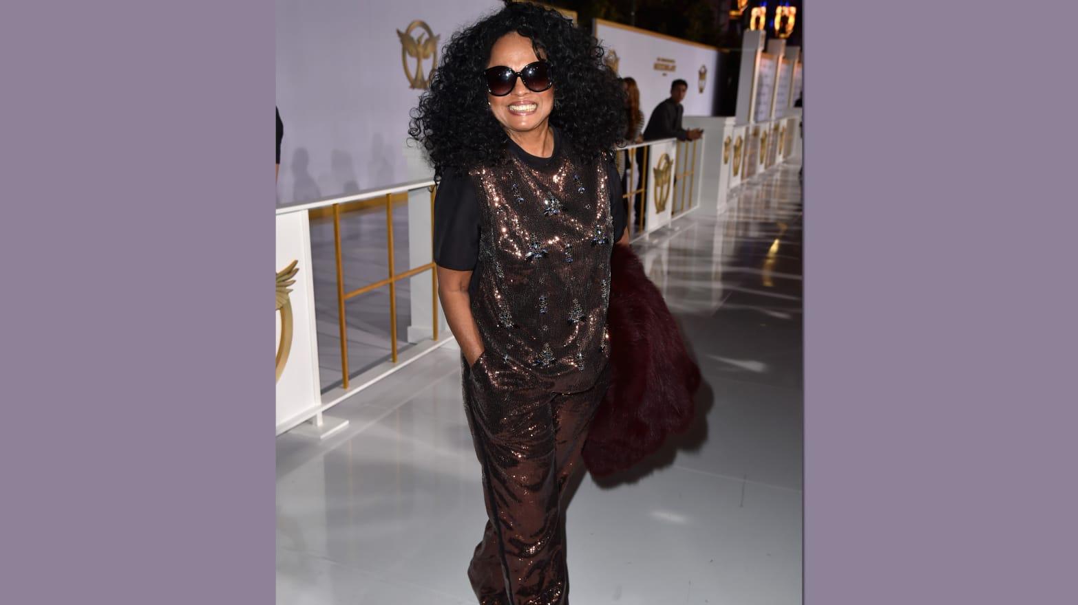 Call Her Miss Ross, Fashion Superstar