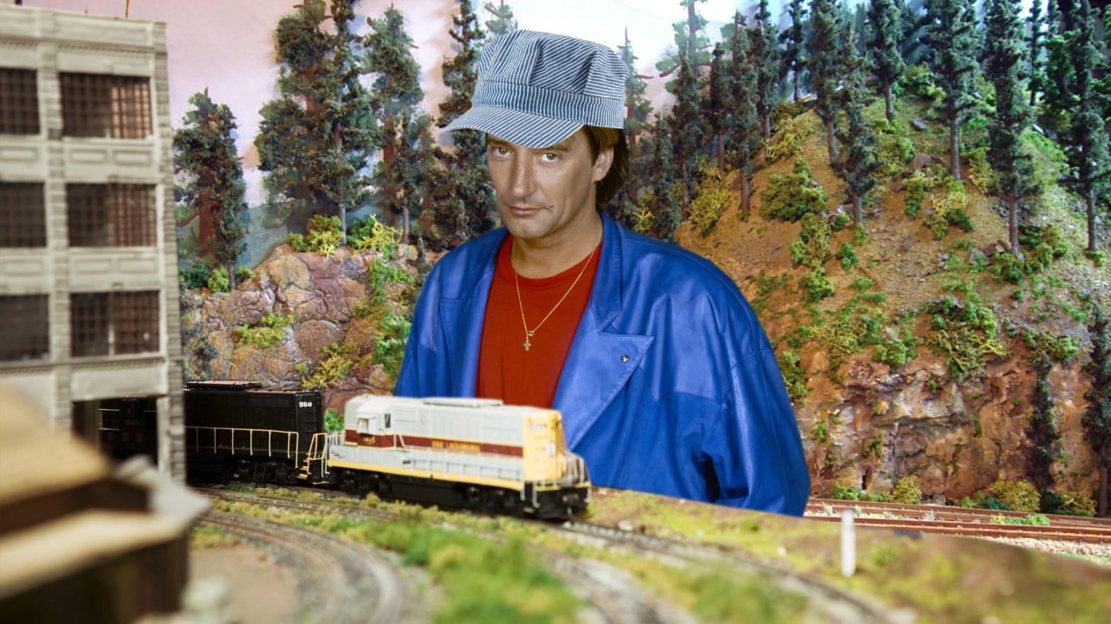 Model train articles