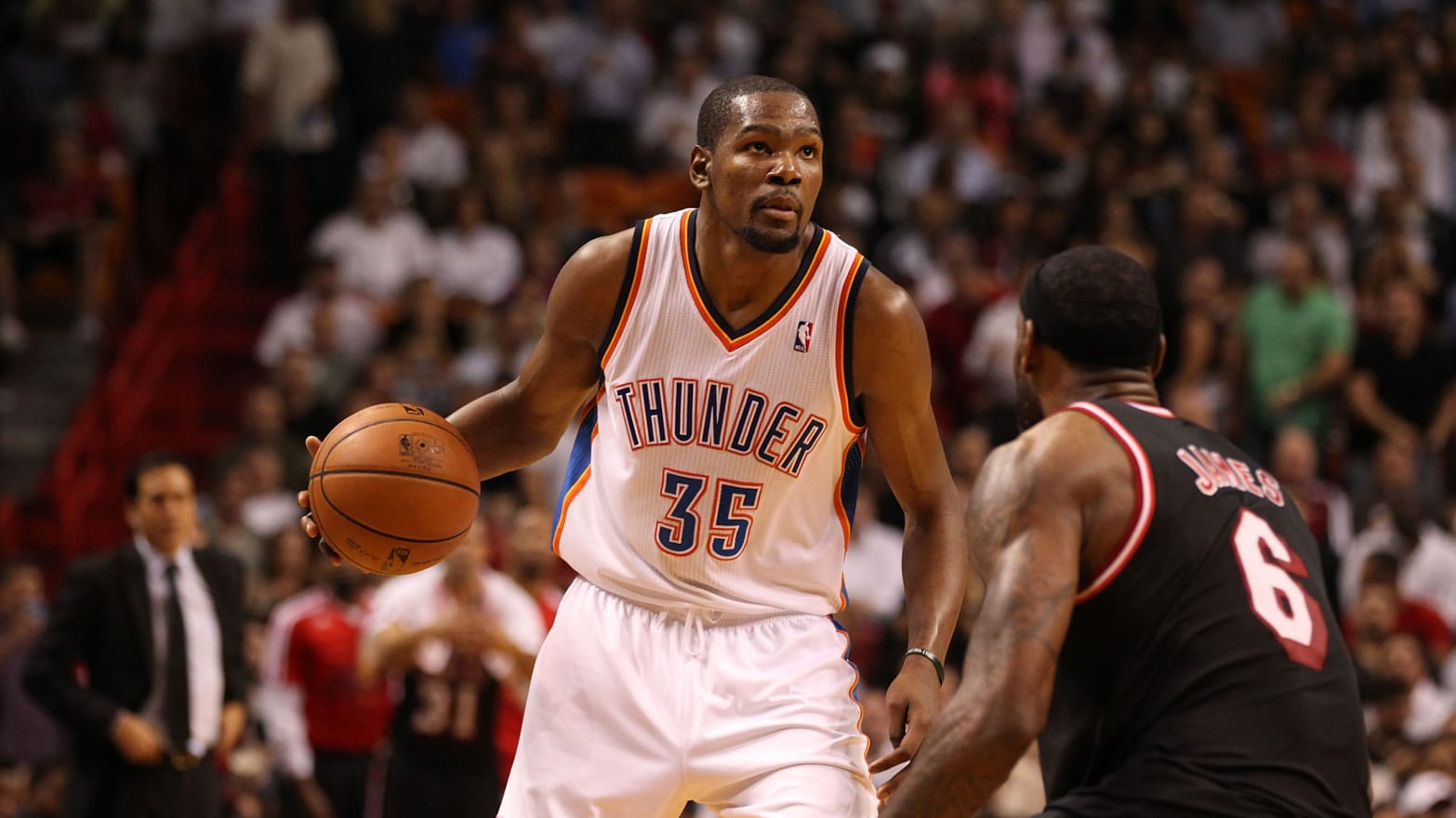 f6de89a475 Kevin Durant Is Poised For NBA Supremacy