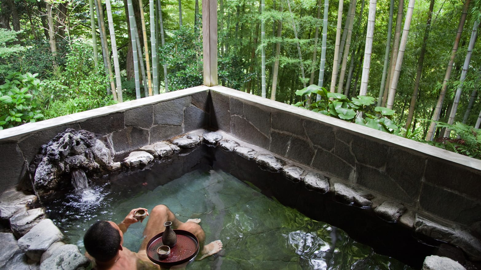 Take Refuge From Tokyo S Winter At These Hot Springs