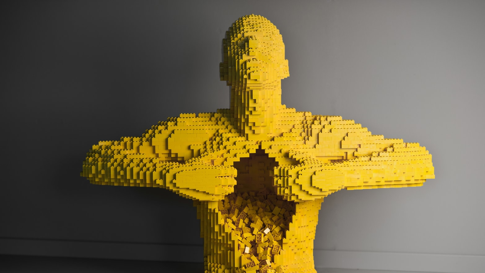 K And K Auto >> 20 Amazing Lego Sculptures That Will Blow Your Mind (PHOTOS)