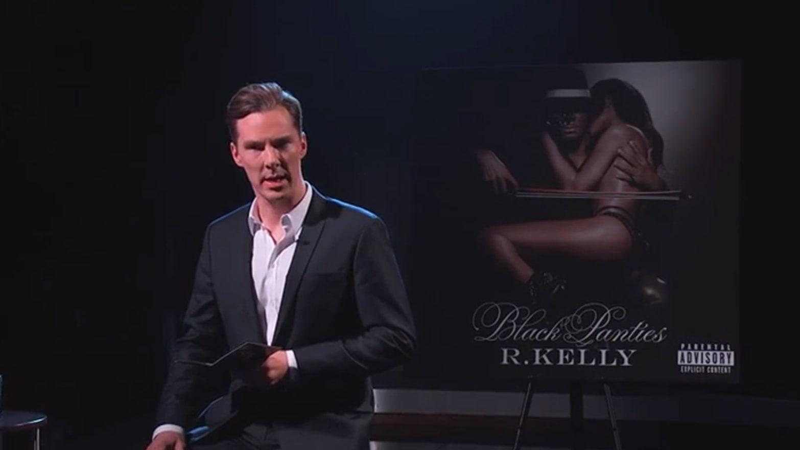 6e2d2457a Benedict Cumberbatch Reads R. Kelly