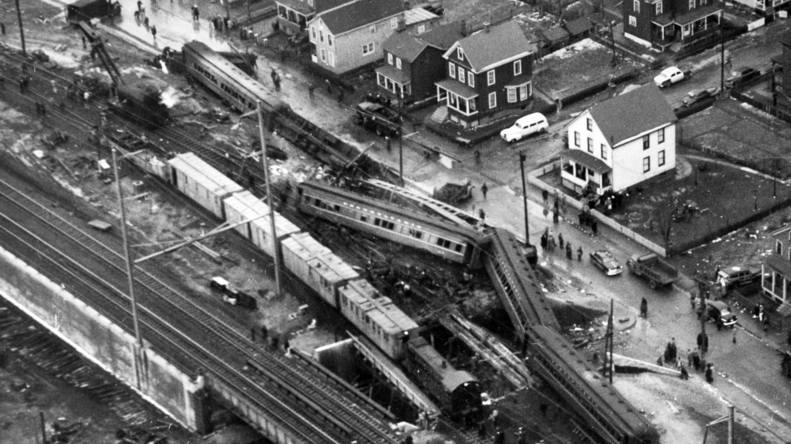 The Five Deadliest Train Derailments in U S  History