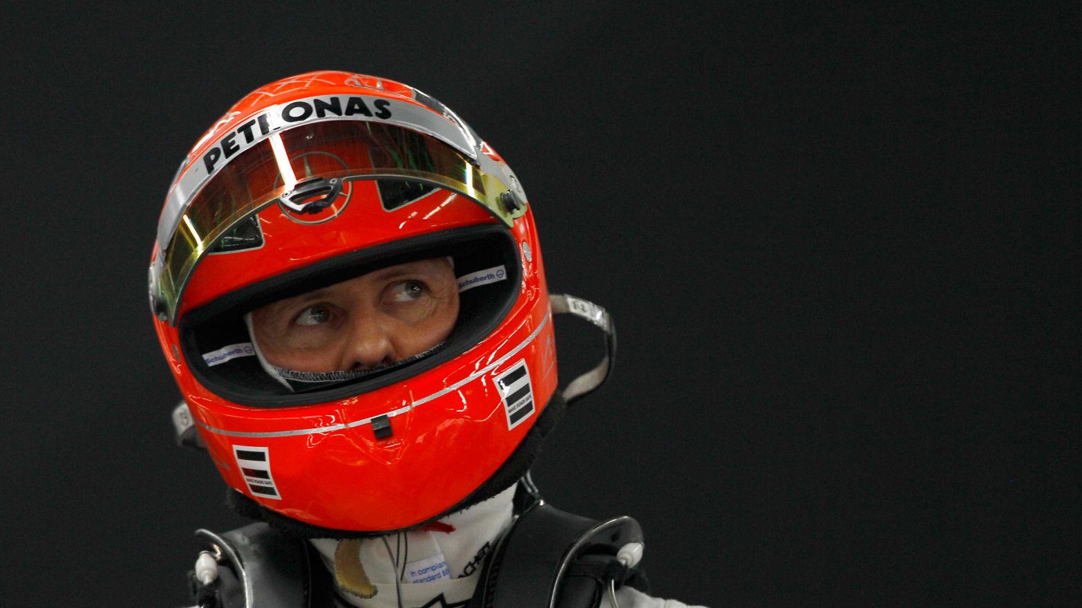131230 formula 1 champion michael schumacher in coma after ski accident