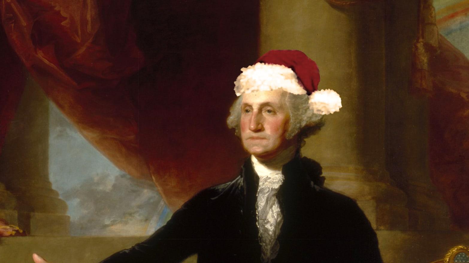 How George Washington Celebrated Christmas