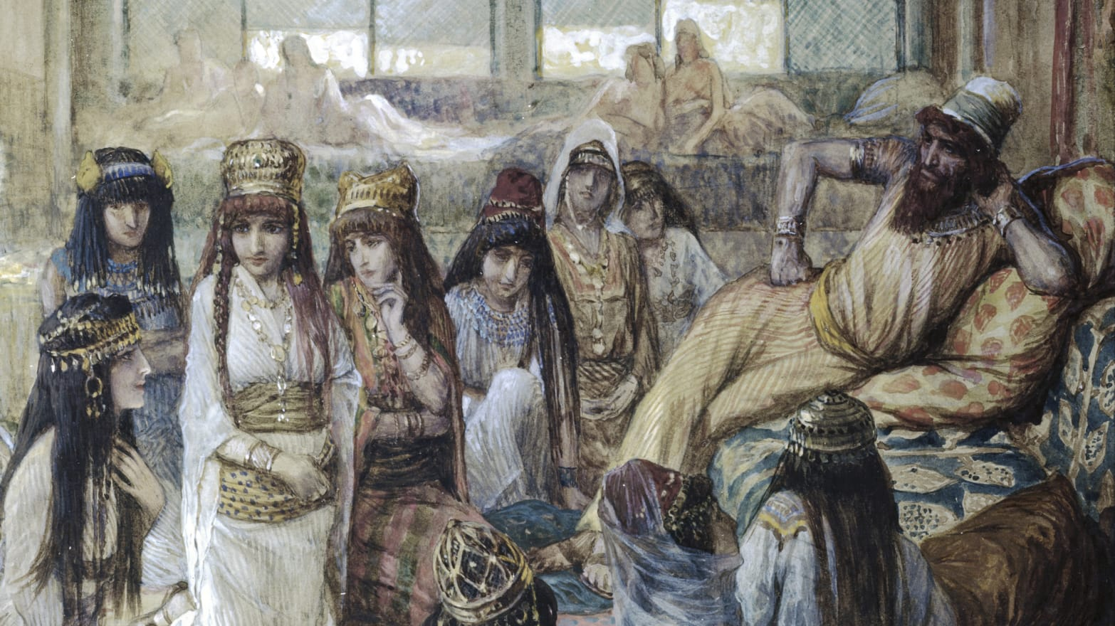 Polygamy, the Bible's Ultimate Family Value