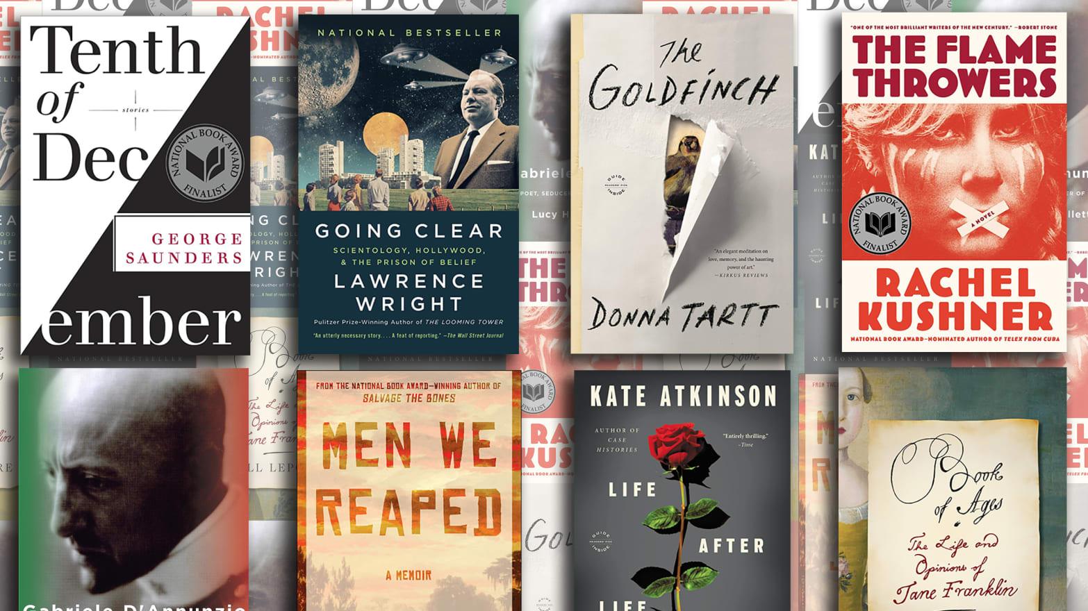 The Best of the Best Books List: 2013 Critics' Top Picks