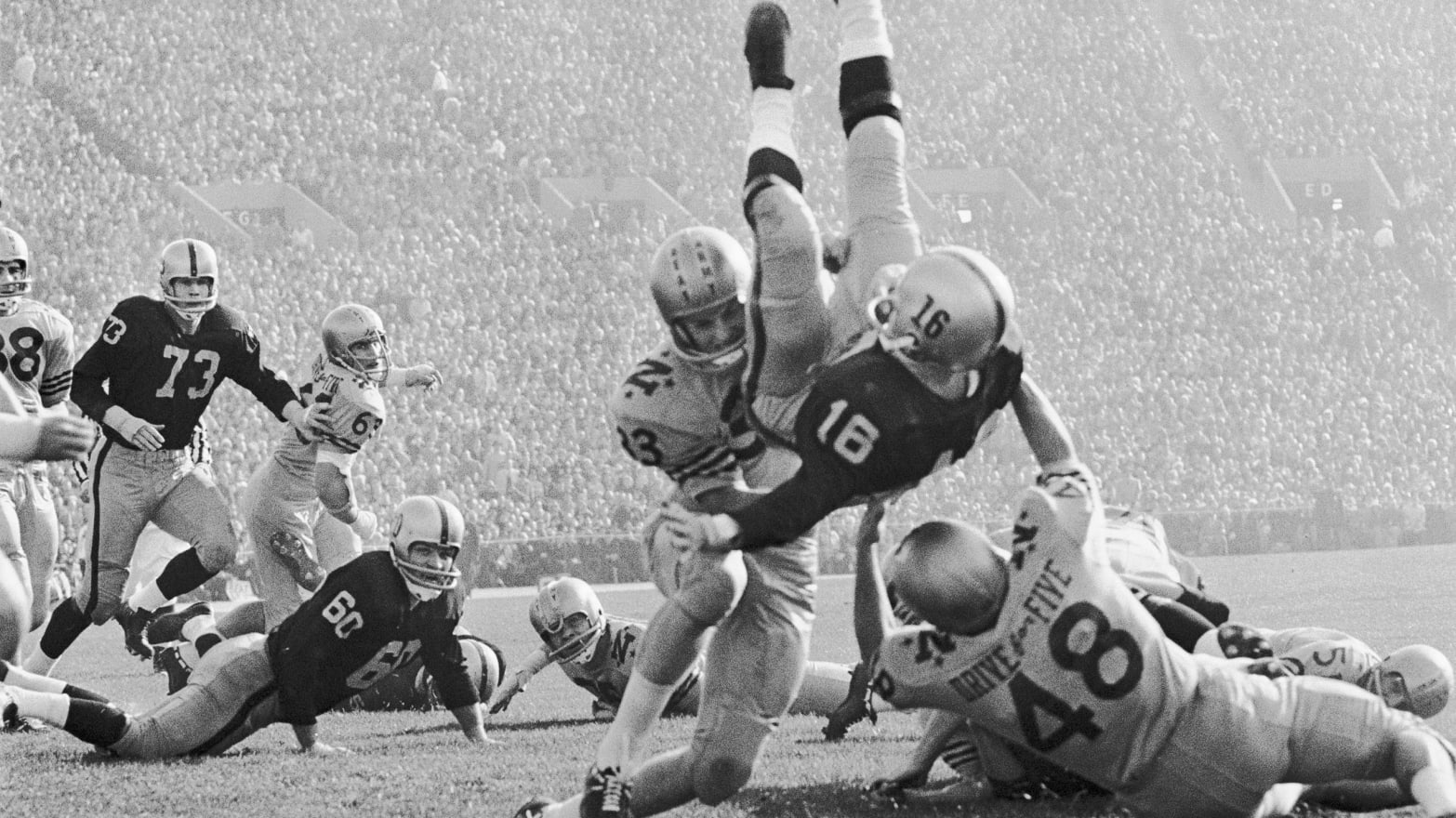 In the Wake of JFK's death, Remembering the Army-Navy Game of 1963