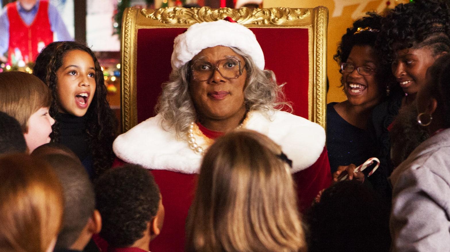 White Christmas Minstrel Show.Tyler Perry S Madea Minstrel Show