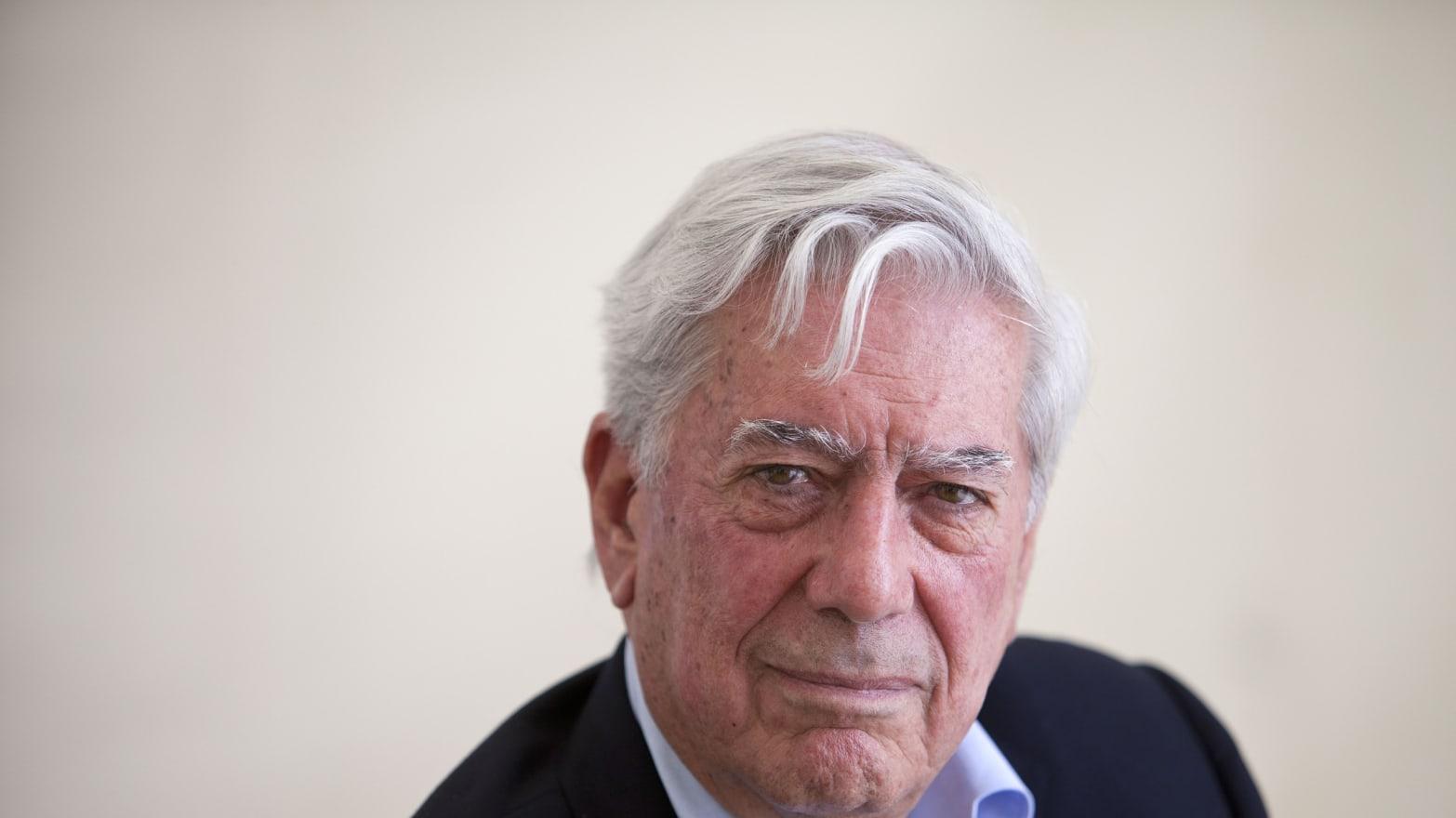 The Politics of Literature: An interview with Nobel laureate Mario Vargas Llosa