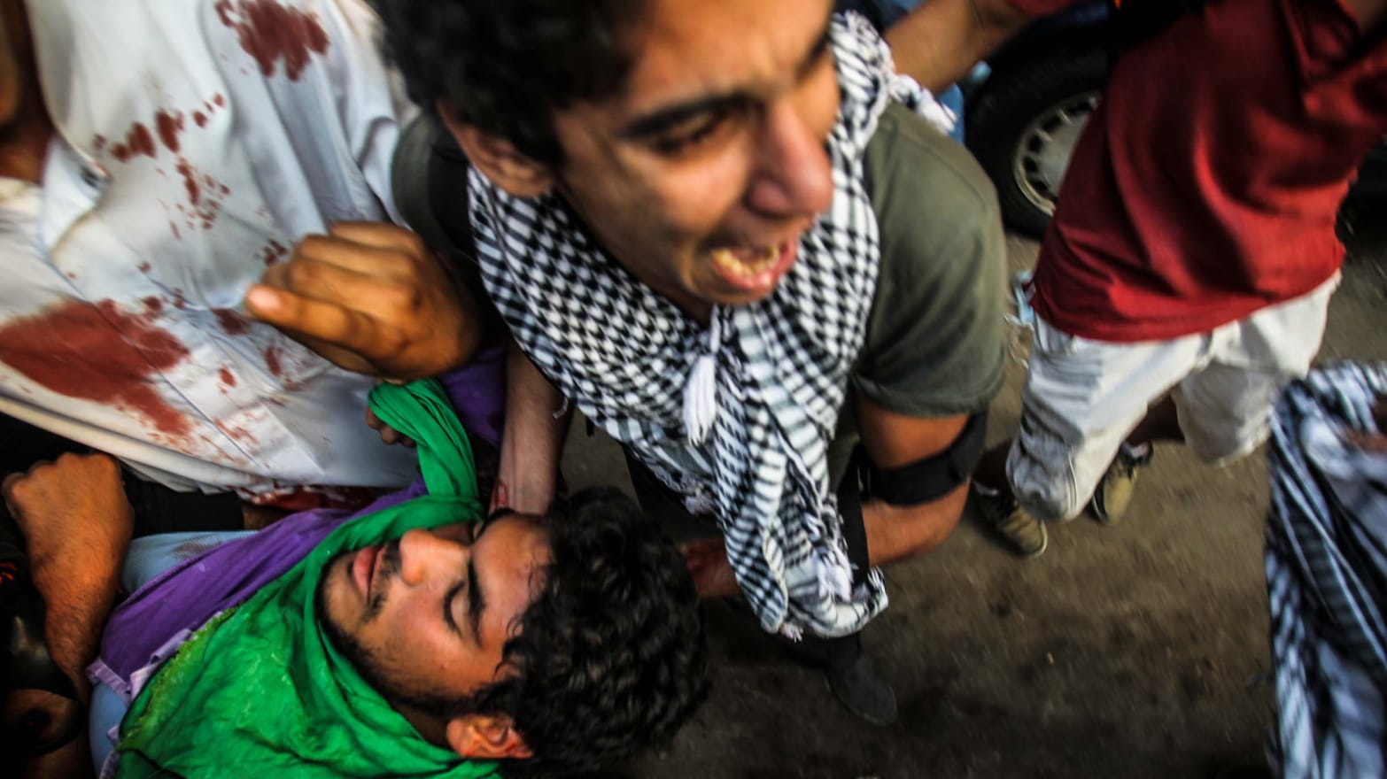 Egypt's Military Holiday Marred By Deaths