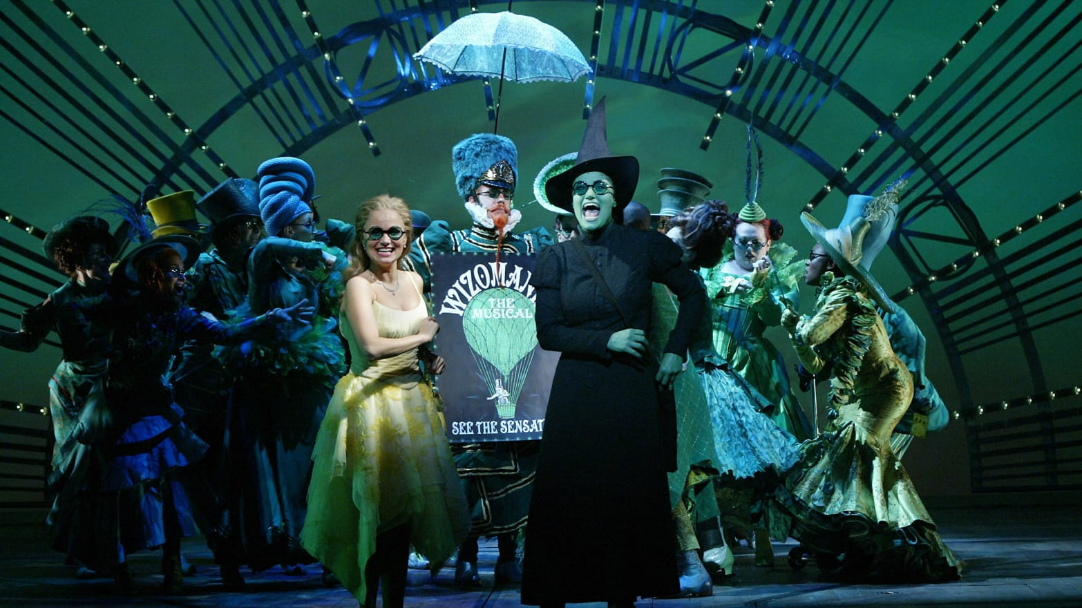 A 'Wicked' Decade: How a Critically Trashed Musical Became a Long-Running Smash