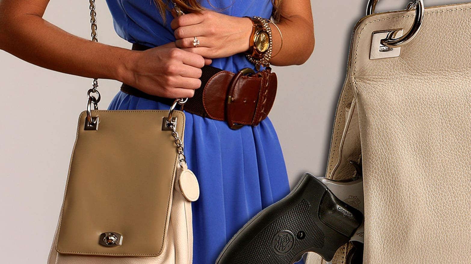 Concealed Carry Handbags  An Evening Bag for Your Gun  11e925153a424