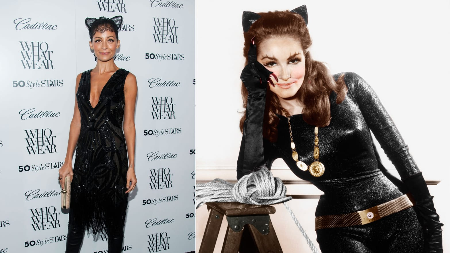 264446ee991b7 From Miley Cyrus to Lady Gaga, Stars Who Look Like They re Dressed For  Halloween (Photos)