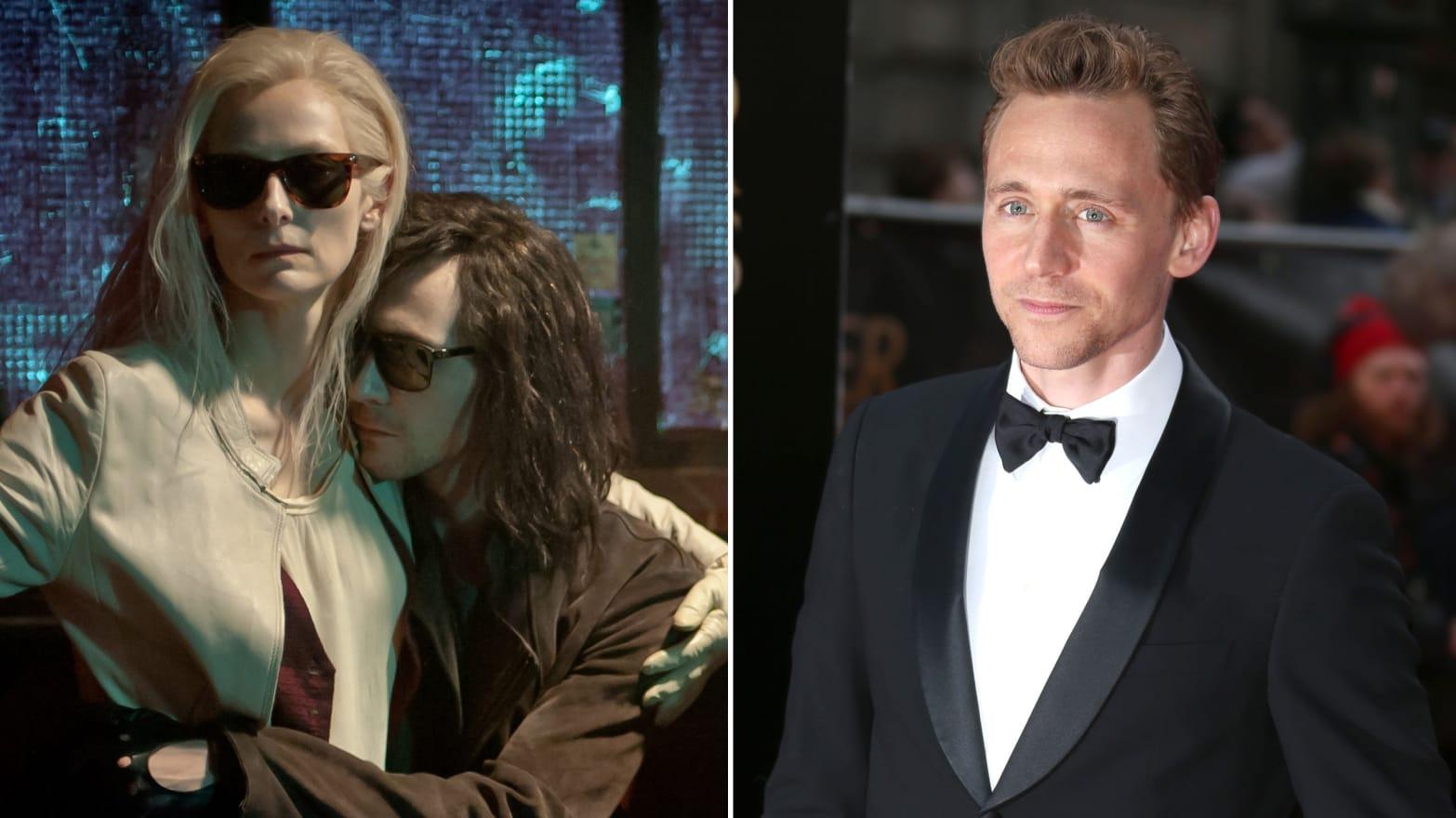 Tom Hiddleston On His Rocker-Vampire in 'Only Lovers Left