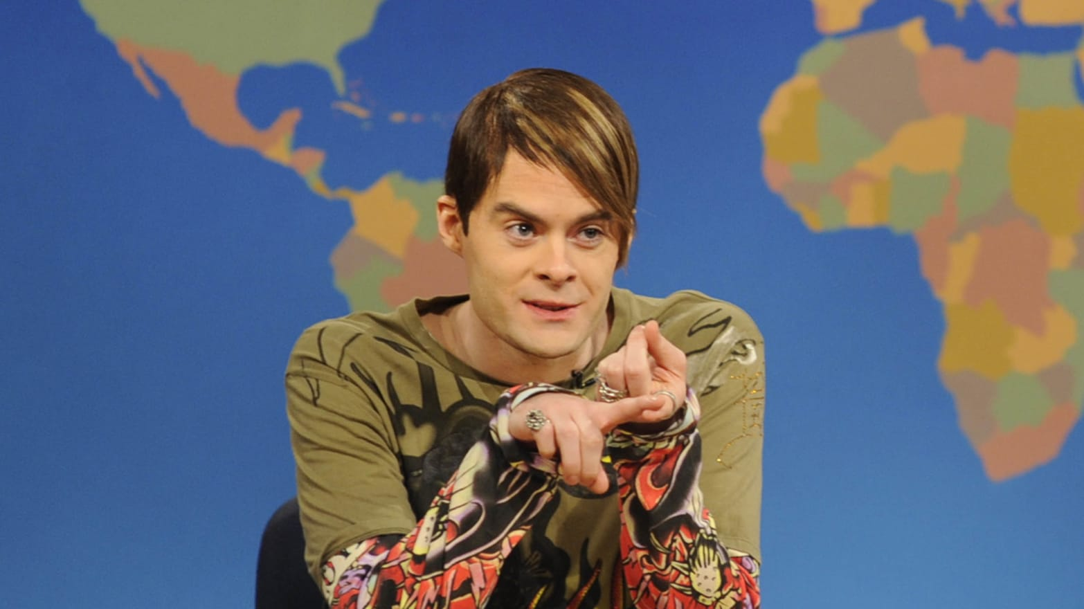 Bill Hader Is Sad To Leave Saturday Night Live And Stefon Behind