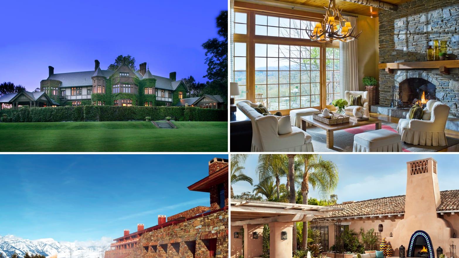 Top 20 U.S. Small Hotels: Andrew Harper's Picks (Photos)