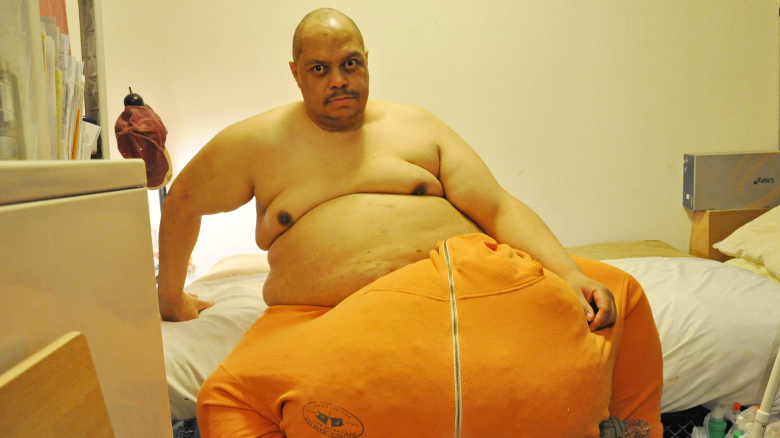 Get Out Tlc Tv Show Full Episodes the man with the 132 lb. scrotum': tlc's lowest show yet?