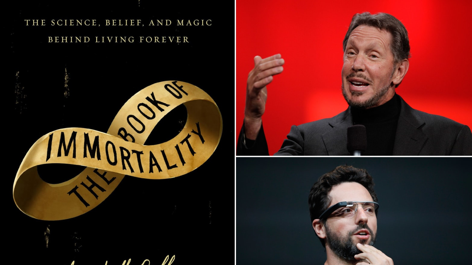 The Immortality Financiers: The Billionaires Who Want to