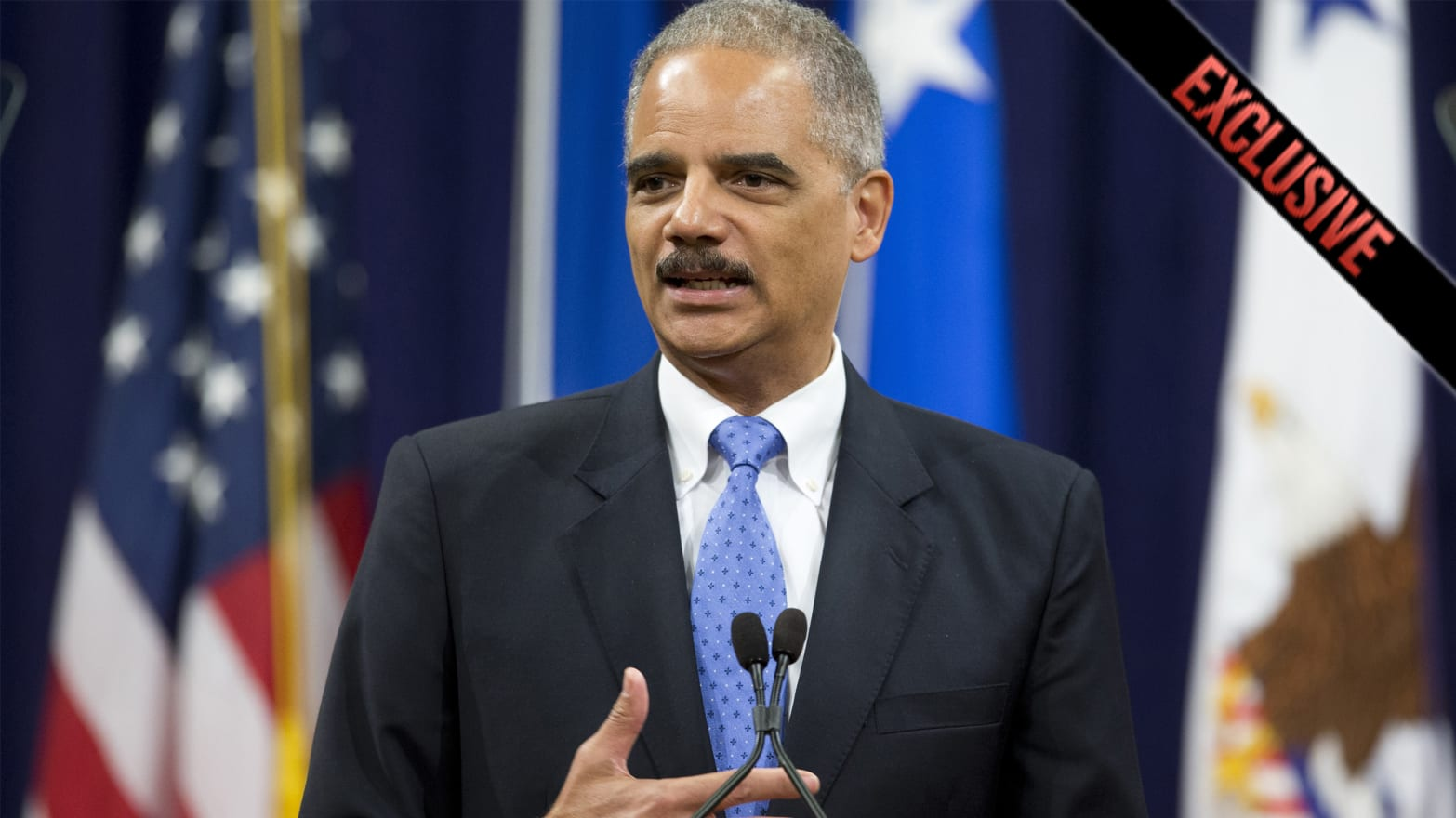 How Eric Holder Got His Chance to Overhaul Broken Sentencing System