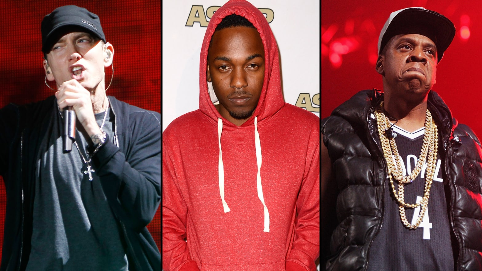 The 9 Greatest Rap Disses: Kendrick Lamar, Jay Z, 2Pac & More