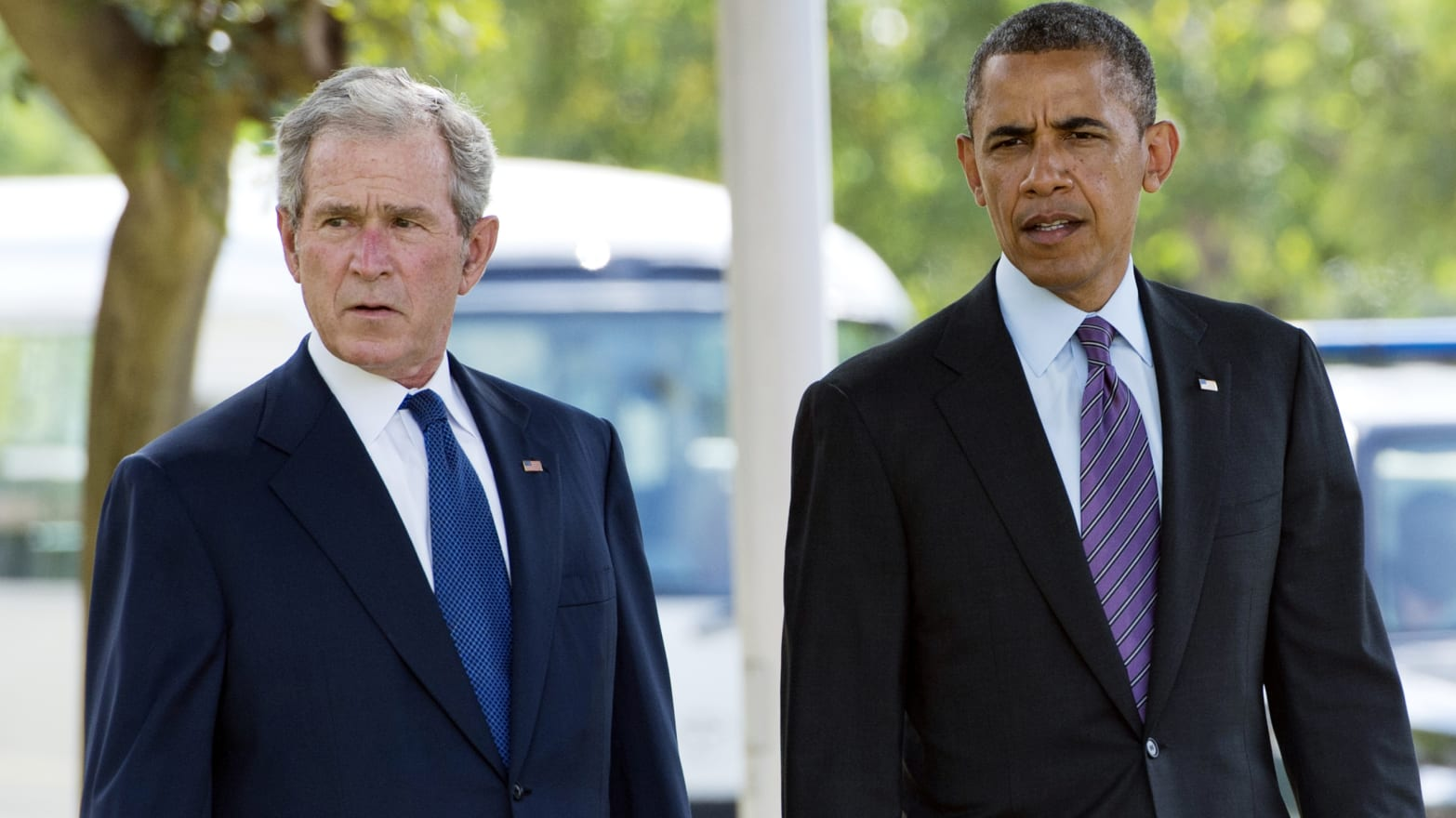 George W. Bush, Barack Obama and Our Era of Bipartisan Ineptitude