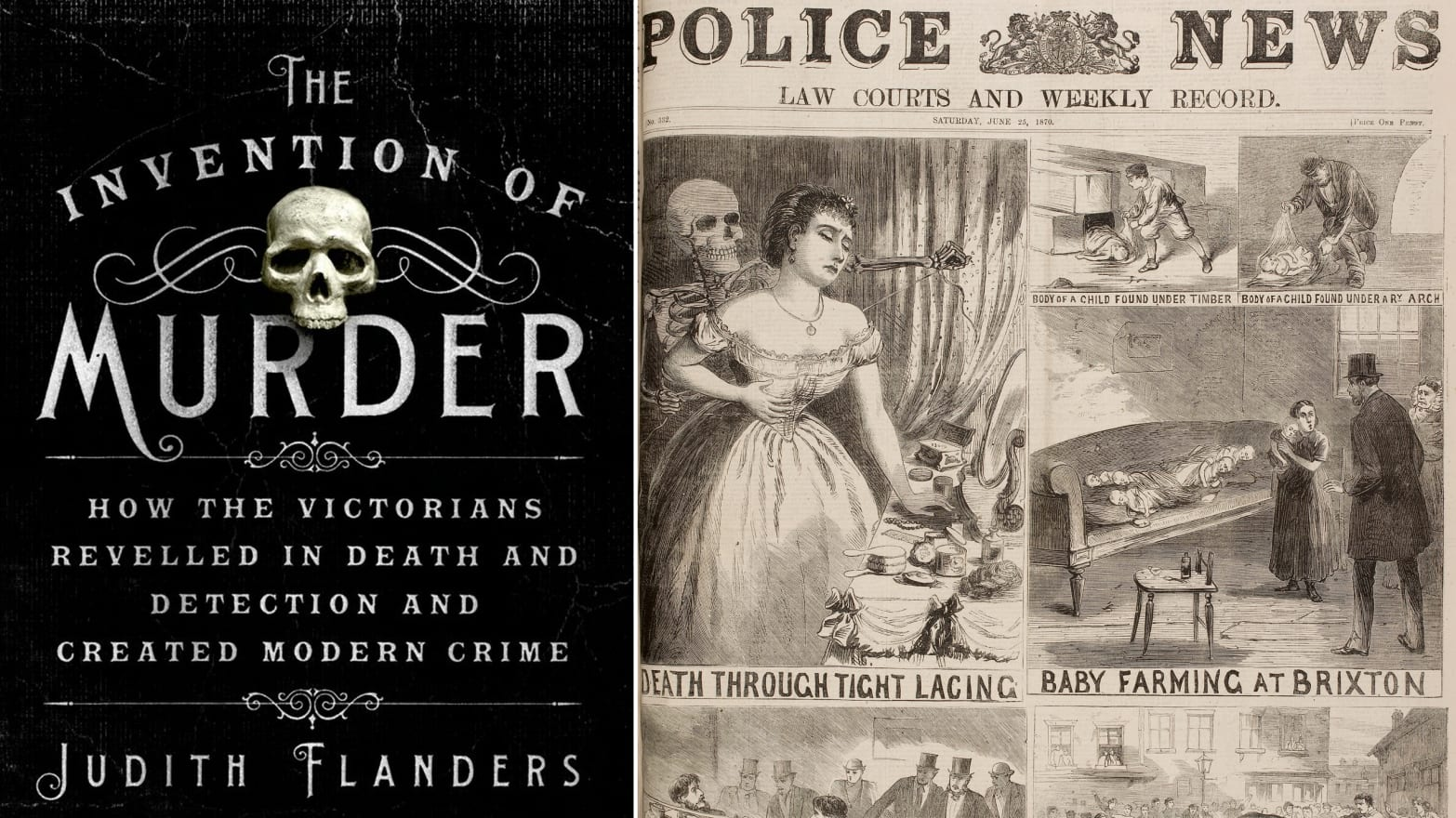 Pleasant Thoughts of Murder in the Victorian Era
