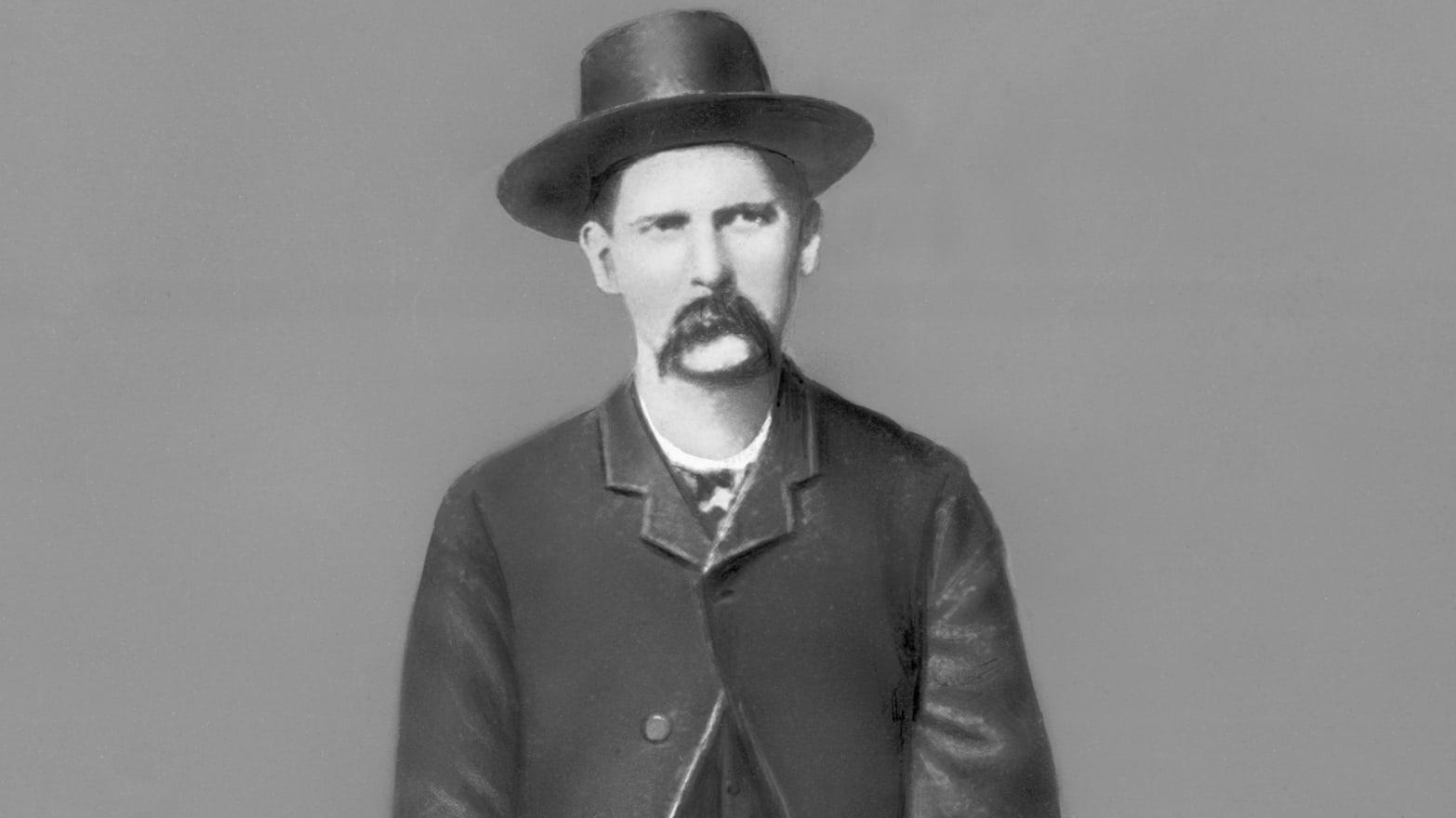 585a683855b The Wyatt Earp Myth  America s Most Famous Vigilante Wasn t
