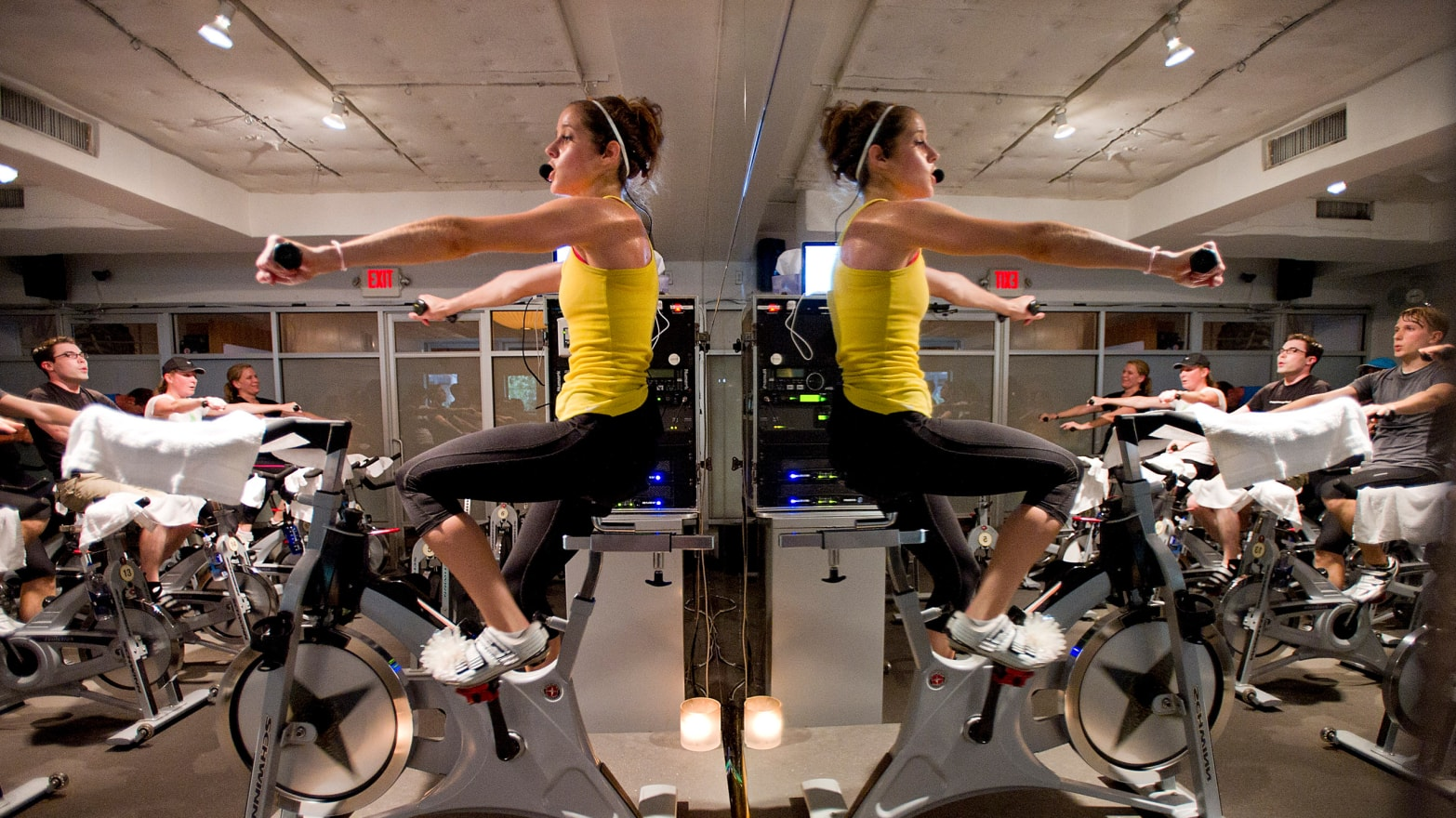 SoulCycle Is a Booming Exercise Chain for the 1 Percent
