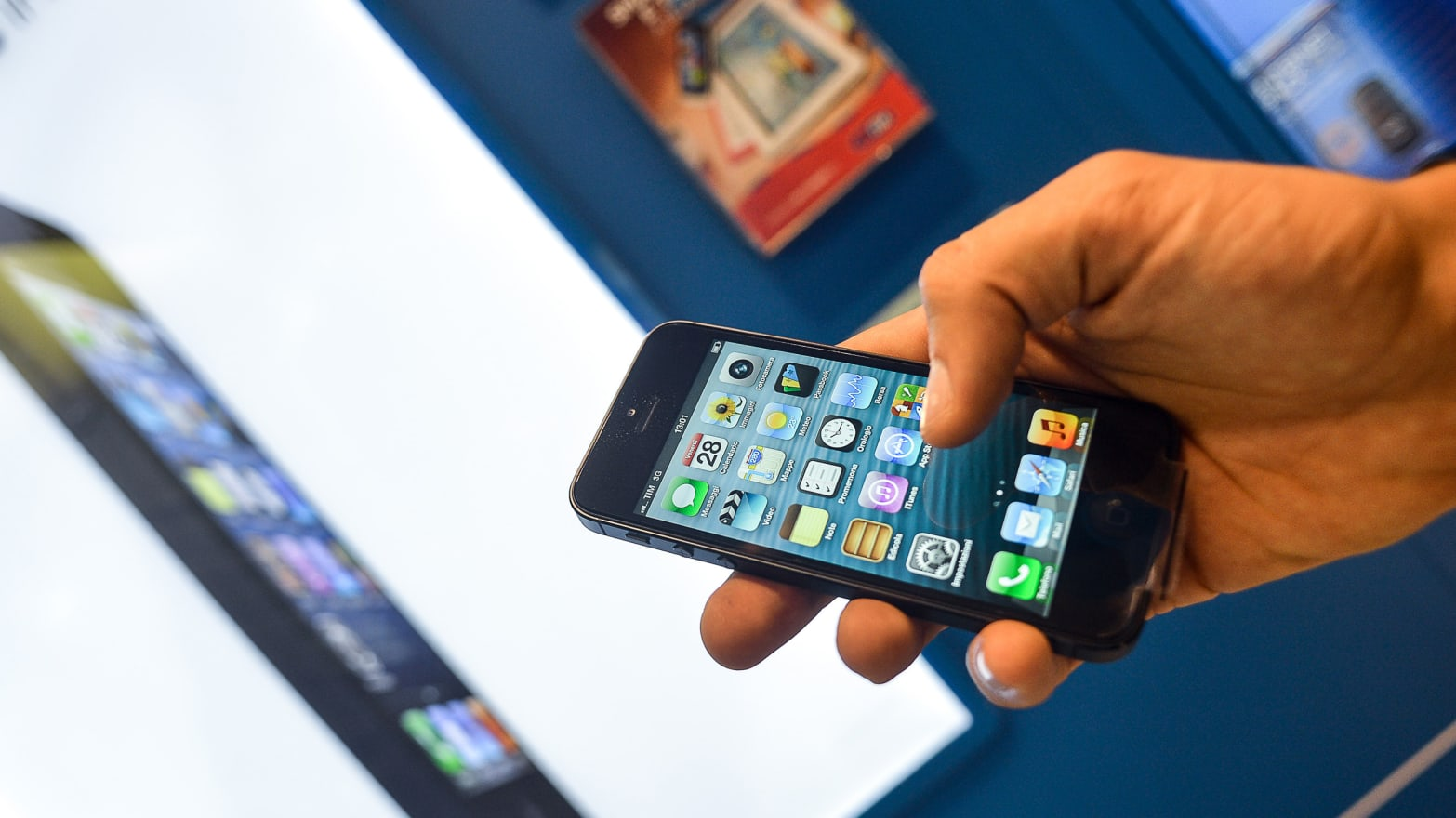 The Apple 'Kill List': What Your iPhone Doesn't Want You to Type