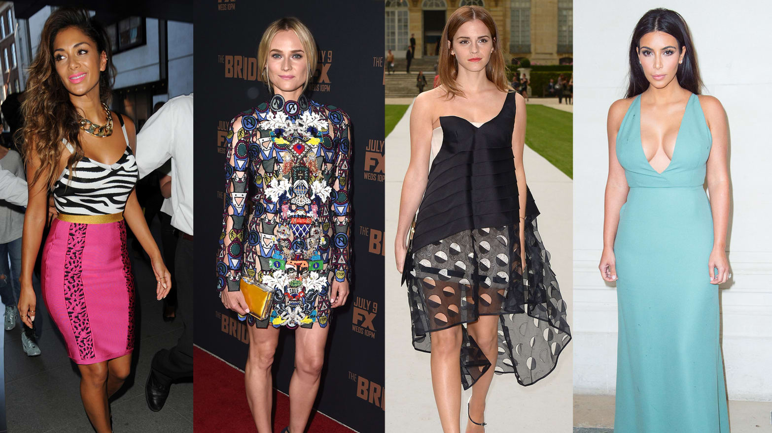 Best And Worst Dressed Of The Week: Keri Russell, Amanda